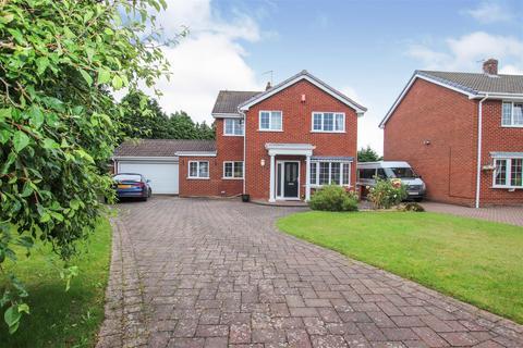 4 bedroom detached house for sale - Porlock Grove, Trentham, Stoke-On-Trent