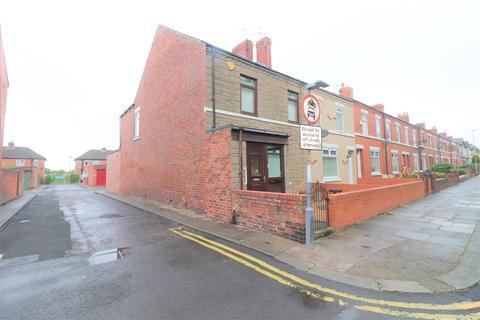 3 bedroom end of terrace house for sale - Wansbeck Road, Ashington