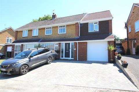 4 bedroom semi-detached house for sale - Foxcombe Drive, Tilehurst, Reading