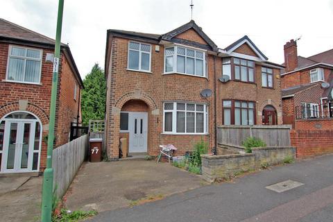 3 bedroom semi-detached house to rent - Bakerdale Road, Bakersfield, Nottingham