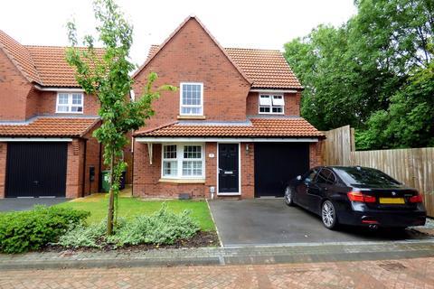 3 bedroom detached house for sale - Hogan Close, Beverley, East Yorkshire, HU17 7EY