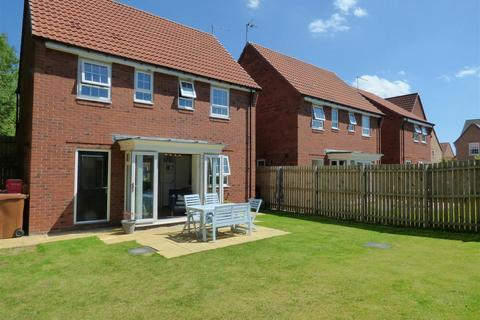 3 bedroom detached house for sale - Hogan Close, Beverley, East Yorkshire, HU17 7EY
