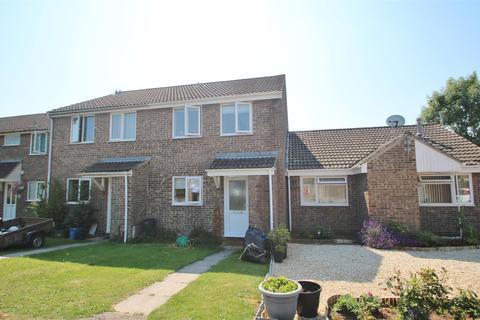 3 bedroom terraced house for sale - Holly Close, Bulwark, Chepstow