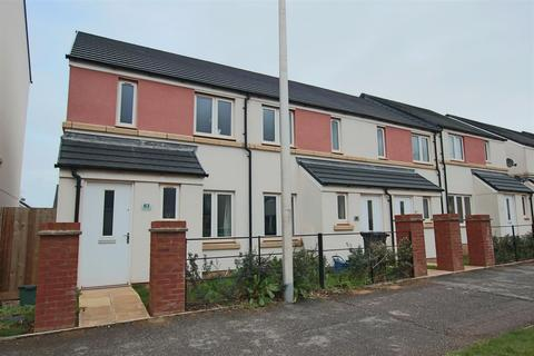 2 bedroom end of terrace house to rent - Tillhouse Road, Cranbrook, Exeter