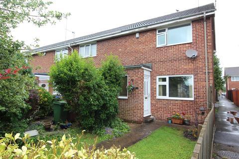 2 bedroom end of terrace house for sale - Lytham Drive, Cottingham