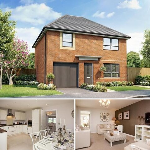 4 bedroom detached house for sale - Plot 137, Windermere at Momentum, Waverley, Highfield Lane, Waverley, ROTHERHAM S60