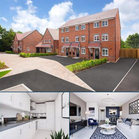 3 bedroom semi-detached house for sale - Plot 100, Stamford at J One Seven, Old Mill Road, Sandbach, SANDBACH CW11