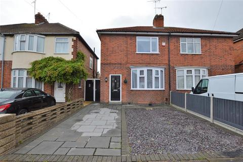 2 bedroom semi-detached house for sale - Alton Road, Leicester, LE2 8QA