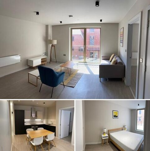 2 bedroom apartment to rent - Excelsior Works, Hulme Hall Road, Castlefield, Manchester M15