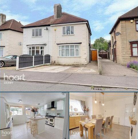 2 bedroom semi-detached house for sale - Matthew Street, Alvaston