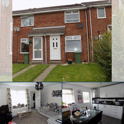 2 bedroom end of terrace house to rent - Aire Close, Immingham DN40