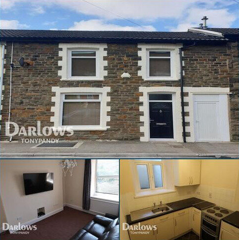3 bedroom terraced house for sale - Miskin Road, Trealaw