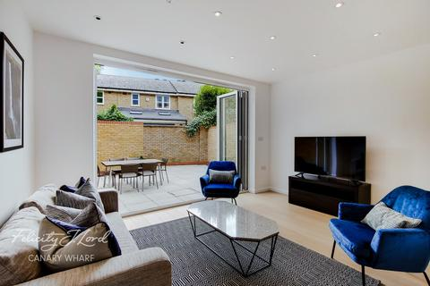 4 bedroom townhouse for sale - Three Colt Street, E14