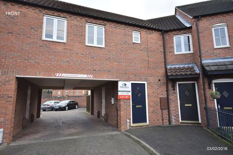 1 bedroom ground floor flat for sale - The Square, Kirton