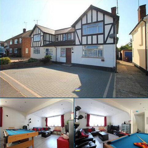 3 bedroom semi-detached house for sale - Mill Way, Bushey