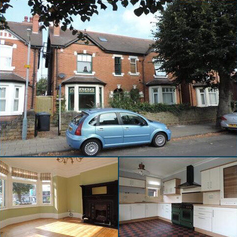 4 bedroom semi-detached house to rent - Glebe Road
