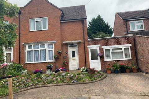 3 bedroom semi-detached house for sale - Brampton Avenue, Leicester, LE3