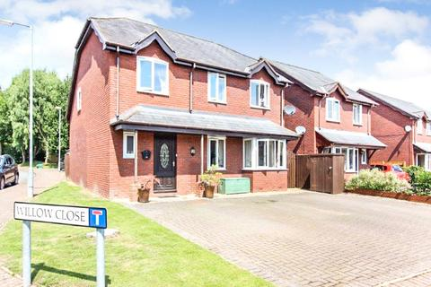 4 bedroom detached house for sale - Willow Close, Foxen Manor, Four Crosses, Llanymynech, Powys, SY22