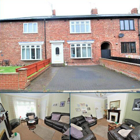 2 bedroom terraced house for sale - Cornwallis Square, South Shields