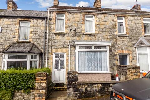 3 bedroom terraced house for sale - Cae Dre Street, Bridgend, Bridgend County. CF31 4AY