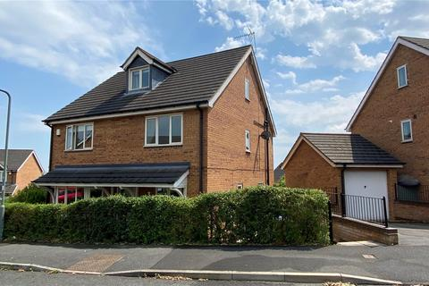 4 bedroom detached house for sale - Fox Close, Summerhill, Wrexham, LL11