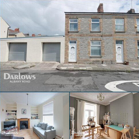 2 bedroom end of terrace house for sale - Janet Street, Cardiff