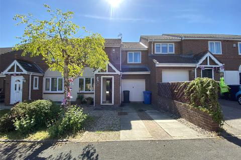 3 bedroom semi-detached house for sale - Church View, Longhorsley, Morpeth, Northumberland, NE65