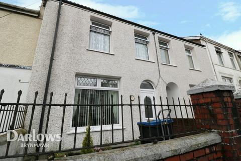 2 bedroom terraced house for sale - Bournville Terrace, Tredegar