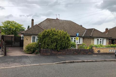 2 bedroom bungalow to rent - Sedgefield Drive , leicester LE7