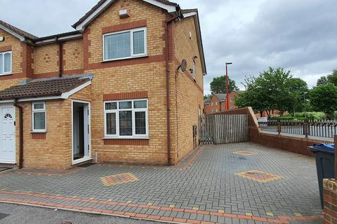 3 bedroom end of terrace house to rent - Mill Burn Way, Bordesley Village