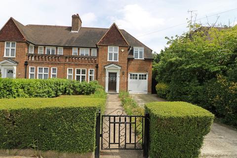 5 bedroom semi-detached house to rent - Kingsley Way, Hampstead Garden Suburb