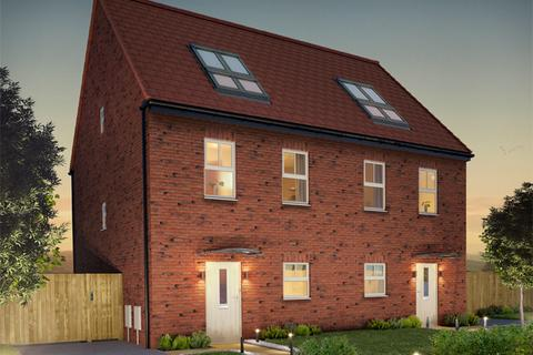 3 bedroom semi-detached house for sale - Plot 049, The Geneva at Adore, New Lane, Green Hammerton YO26