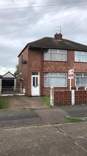 3 bedroom end of terrace house to rent - Roseway LE4