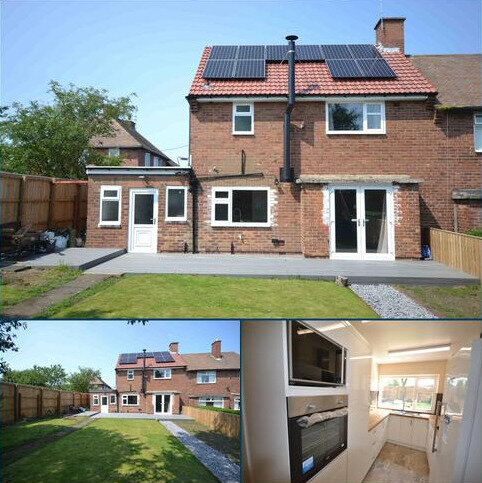 3 bedroom semi-detached house to rent - Burnip Road, Murton, Seaham, County Durham, SR7
