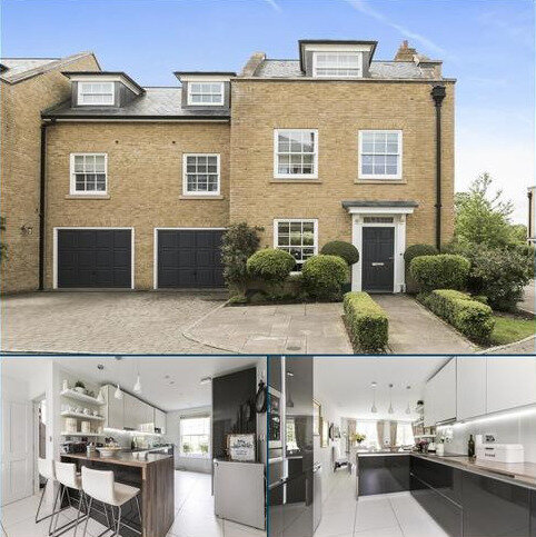 4 bedroom townhouse to rent - Guildford Road, Effingham, Surrey, KT24