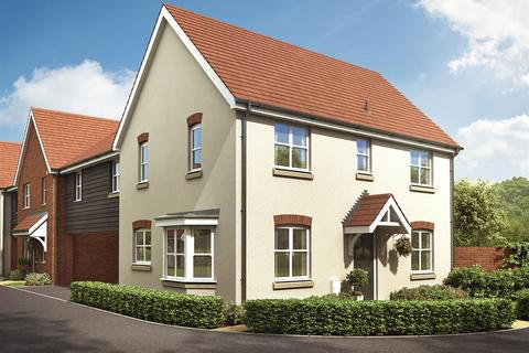 3 bedroom detached house for sale - Plot 115, The Clayton Link at Copperfield Place, Hollow Lane, Broomfield CM1