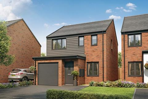 3 bedroom detached house for sale - Plot 483, The Rufford at St Edeyrns Village, The Foxborough, Church Road, Old St. Mellons CF3