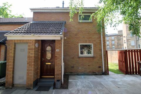 2 bedroom end of terrace house to rent - Tullis Court, Glasgow, G40 1HH