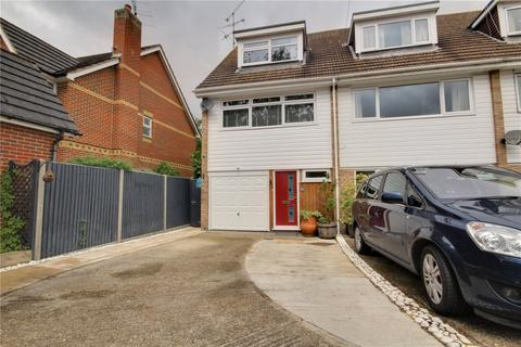 3 bedroom townhouse for sale - Headley Close, Woodley, Reading, Berkshire, RG5