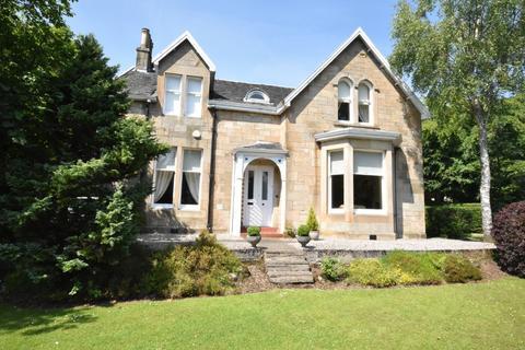 4 bedroom detached house for sale - South Erskine Park, Bearsden, East Dunbartonshire, G61 4NA