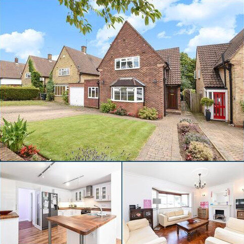 4 bedroom detached house for sale - Greenway Close, Totteridge, N20