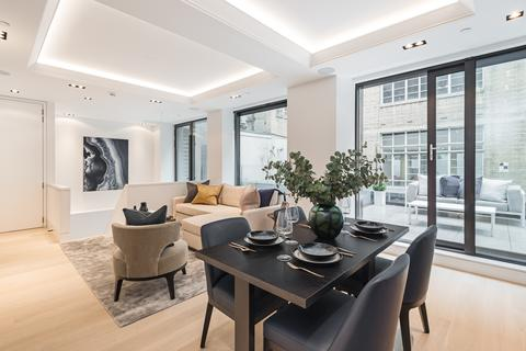 2 bedroom flat for sale - Apartment 2, 19 Bolsover Street, London, W1W