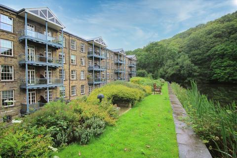 2 bedroom apartment for sale - Garden Apartment, 4 Calder, Barkisland Mill, Barkisland, Halifax HX4 0HG