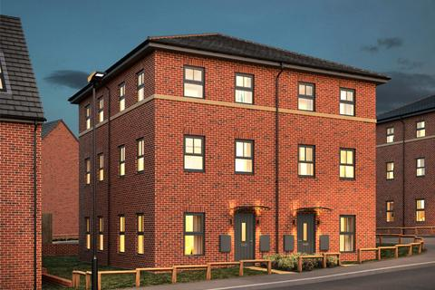 2 bedroom semi-detached house for sale - Plot 107, The Livorno at Rhythm, Pontefract Road, Pontefract WF8