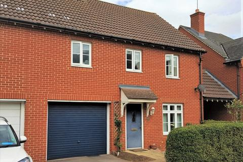 3 bedroom semi-detached house for sale - Prince Edward Way, Stotfold, Hitchin, SG5