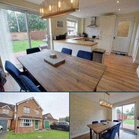 3 bedroom detached house to rent - KILCOY DR, KINGSWOOD, HU7
