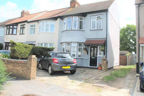 3 bedroom end of terrace house for sale - Grenfell Avenue, Hornchurch RM12