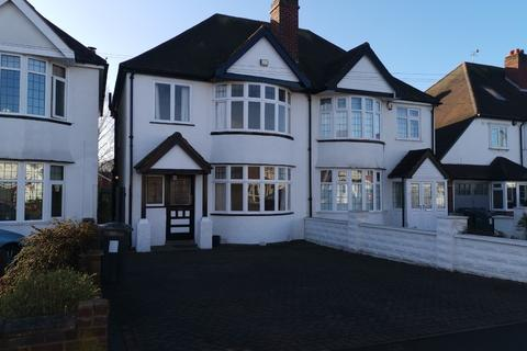 3 bedroom semi-detached house to rent - Jockey Road, Boldmere, Sutton Coldfield, B73 5PL