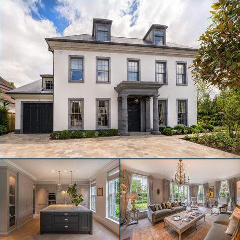 5 bedroom detached house for sale - Roedean Crescent, London, SW15