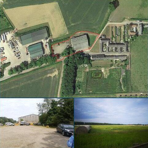 Land for sale - New Build Development Opportunity, Christon Bank Farm, Alnwick, Northumberland, NE66